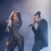 "Beyoncé - Beyonce & Jay Z Perform ""Drunk In Love"" In London Feat. Jay Z"