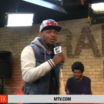 King Los Freestyles Off The Dome On RapFix
