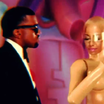 """Watch A Clip From Kanye West's Unreleased """"Robocop"""" Music Video"""