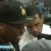 G-Unit Interviewed By Angie Martinez On Power 105.1