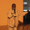"""Kanye West Performs """"Only One"""" At The Time 100 Gala"""