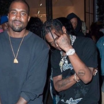 "Travis Scott Drops Kanye West's Remix Of Desiigner's ""Timmy Turner"" At .Wav Party"