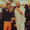 """French Montana & Swae Lee Shoot Music Video For """"Unforgettable"""""""