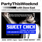 Dave East - #PartyThisWeeknd Freestyle