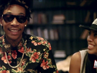 "Wiz Khalifa Feat. Tuki Carter ""Explain Different Types Of ""Ratchets"""" Video"