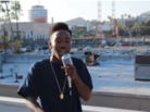 "Dizzy Wright ""Hollywood Freestyle"" Video"