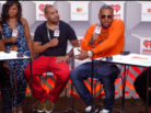 Chris Brown Talks About Working On J. Lo's Album