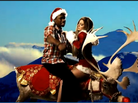 "SNL Parodies Kanye West & Kim Kardashian In ""Bound 2"""