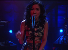 "Jhene Aiko Performs ""The Worst"" On Conan"
