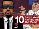 Kanye West Vs. The Press: 10 Run-Ins With The Media