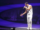 Drake Performs New Song In Birmingham England