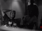 "BTS: Kanye West In Studio Creating ""All Day"" With Diddy"