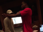 Jay Rock Previews New Music In The Studio