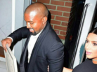 Kanye West Receives Portrait Of Donda & North West From A Fan