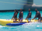 "LeBron James, Dwyane Wade And Chris Paul Have Their Own ""Banana Boat"" Snapchat Filter"