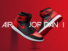 """Feast Your Eyes On Official Images Of The Upcoming """"Banned"""" Air Jordan 1"""