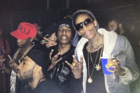 "Wiz Khalifa & A$AP Rocky Announce ""Under The Influence"" Tour 2013"