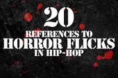 20 References To Horror Flicks In Hip-Hop