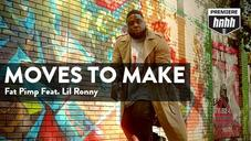 Fat Pimp Feat. Lil Ronny - Moves To Make (Official Music Video)