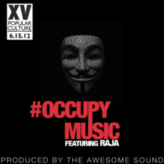 #OccupyMusic