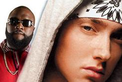 Eminem Remains At Number 1 Again This Week After Close Battle With Rick Ross