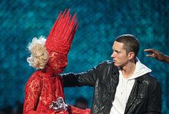 Eminem & Lady Gaga, Top VMA Nominations