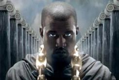 Kanye West 'Power' video: Rapper brings painting to life in highly-anticipated comeback music video