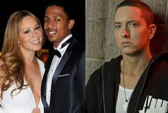 Nick Cannon Taunts W/ His Eminem Show