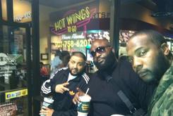 Rick Ross Released From Hospital, Appears Fine & Well In Memphis