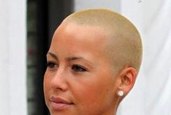 """Amber Rose Responds To Kanye's """"Shout Out"""" In Philly"""