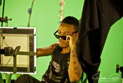 "BTS Photos from Bow Wow & Lil Wayne's ""Sweat"" Videoshoot"