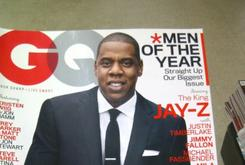 Jay-Z to Cover GQ's Man Of the Year Issue