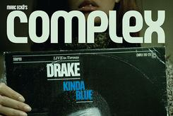 Drake Covers Complex + Interview
