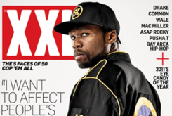 50 Cent Covers XXL Magazine (Five Times)