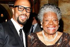 Maya Angelou Upset With Common's Use Of The N-word