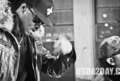 "Photos From Video Shoot For Future's ""Ain't No Way Around It (Remix)"" Feat. Big Boi & Young Jeezy"