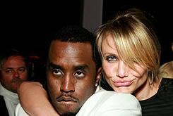 """Diddy Stuns Partygoers w/ his """"Controlling"""" Treatment of Cameron Diaz"""