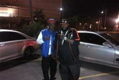 """BTS Photos For Ace Hood & Rick Ross' """"The Realist Living"""""""
