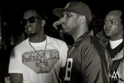 "BTS Photos: Videoshoot For Red Cafe ""Let It Go (Remix)"" Feat. Diddy, 2 Chainz & French Montana"
