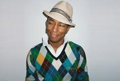 Pharrell Williams Discusses Role As Music Consultant For Oscars & More