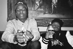 Schoolboy Q & A$AP Rocky Talking About A Joint Project