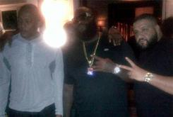 """Rick Ross Confirms Working With Dr. Dre On """"God Forgives, I Don't"""" and """"Detox"""""""