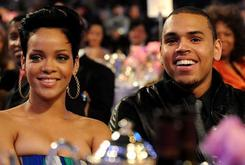 """Chris Brown To Be Featured On Rihanna's """"Birthday Cake,"""" Attends Her Birthday Party"""