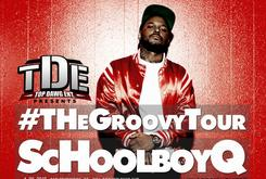 Schoolboy Q Announces the Groovy Tour