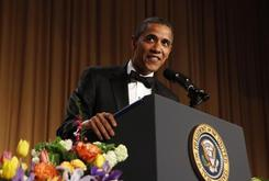 President Barack Obama Shouts Out Young Jeezy At White House Correspondents Association Dinner