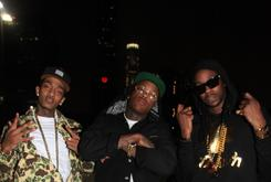 """BTS Photos: Video Shoot For YG's """"Grind Mode"""" With Nipsey Hussle & 2 Chainz"""