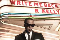 "R. Kelly Reveals Album Cover For ""Write Me Back"""