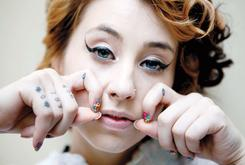 """Kreayshawn Reveals Release Date For Album """"Something 'Bout Kreay"""""""