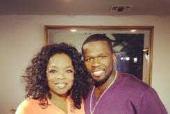 50 Cent & Oprah Make Peace