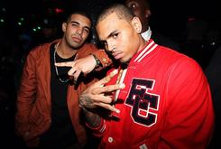 Watch Footage Of Chris Brown & Drake Club Fight